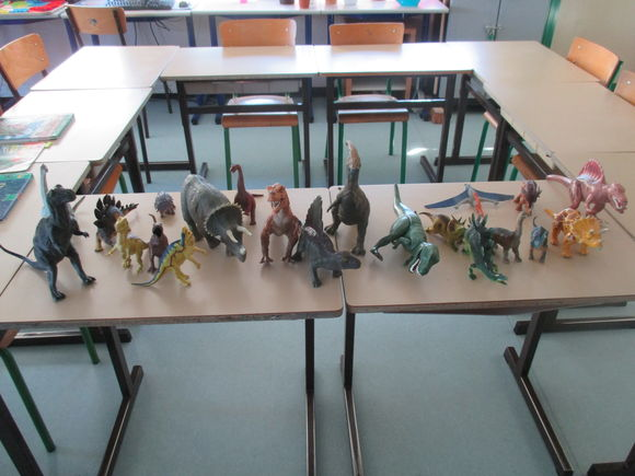 Projet dinosaures